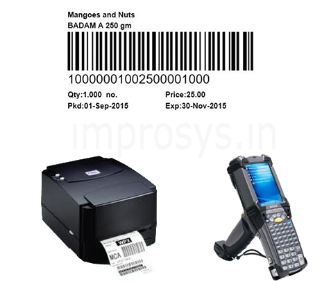 Barcode Tracking System Provides Real Time Data